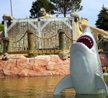 Wild Animal Lagoon Adventure Golf