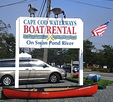 Cape Cod Waterway Boat Rentals