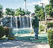 Cape Escape Mini Golf